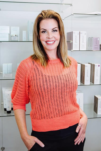 Chealsea our liscensed Aesthetician at our Beaverton Clinic