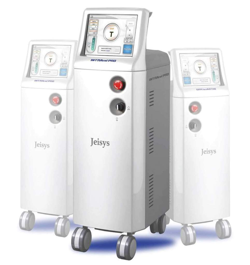 INTRAcel Microneedling treatment machine in Beaverton