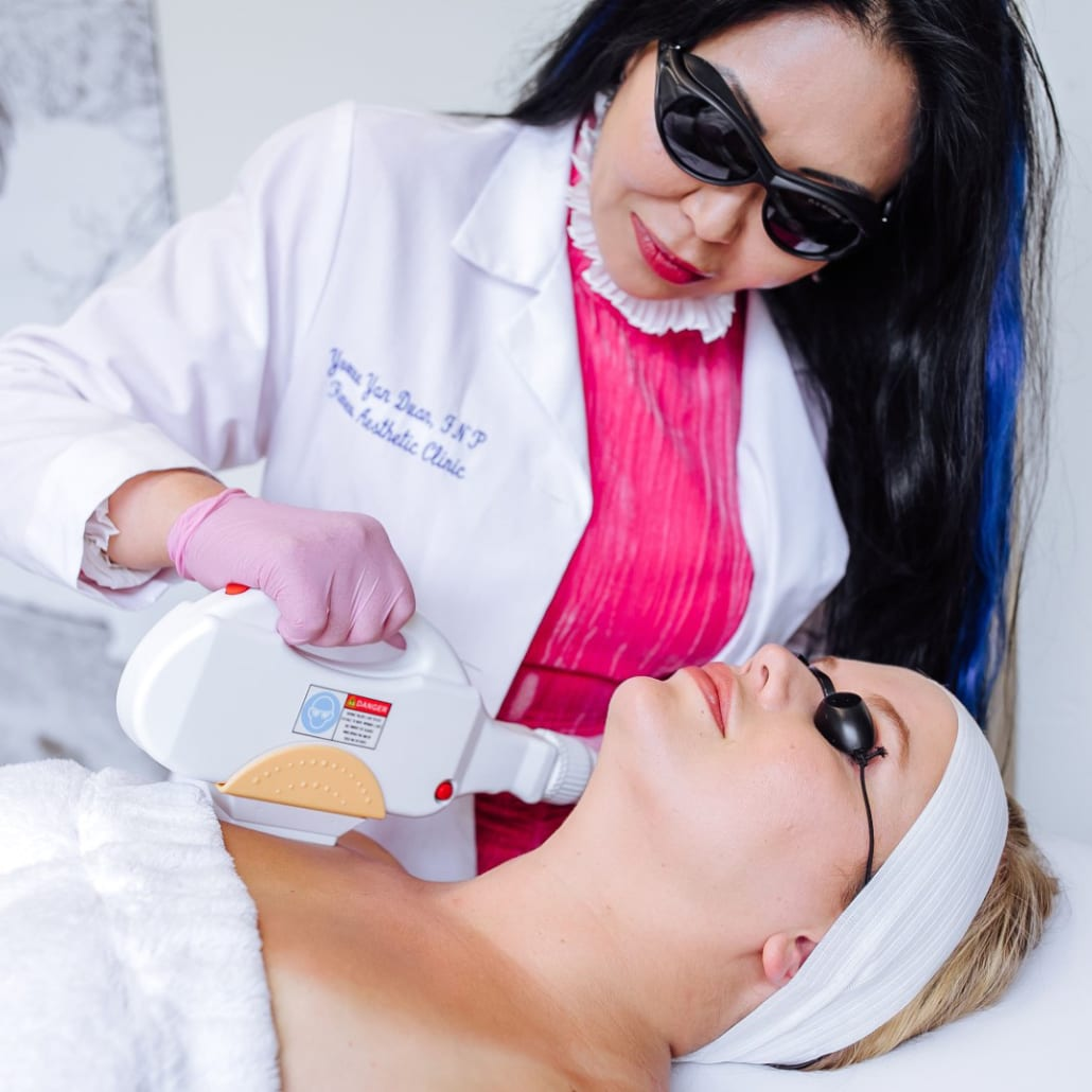 Laser treatments in Lake Oswego and Portland